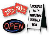 Retail Signage & Sign Holders