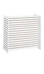 Slatwall Gondola Unit- White