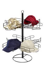 2-Tier Countertop Cap Racks