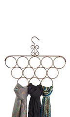 www.store supply.com: Cobblestone Scarf Hanger