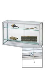 Upright Countertop Display Cases