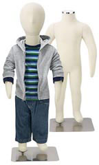 baby: Flexible Children s Mannequin - 1 Year Old Baby