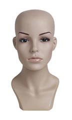 Mannequin Head Forms