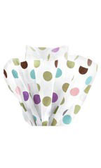 Playful Polka Dots Tissue