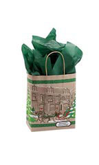 Medium Street Scene Paper Shopping Bags