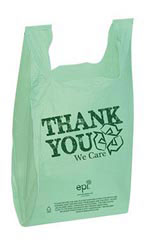 Eco Thank You T-Shirt Bags