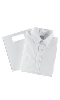 Acrylic Shirt Folding Boards