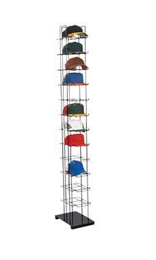 Black Floor Standing Hat Rack Tower 78 Quot H X 10 Quot W Store