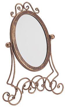 Countertop Mirror : Boutique Countertop Mirror - Cobblestone - 60544