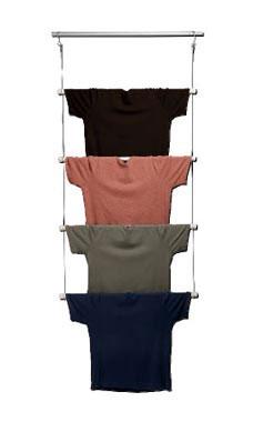 White Pvc Tubular Ladder Mannequin Alternatives Store Supply