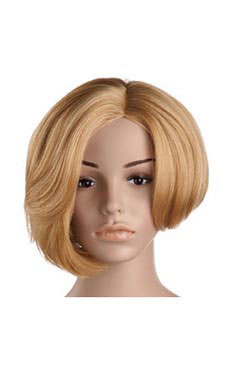 Blonde Bob Wig for Mannequin